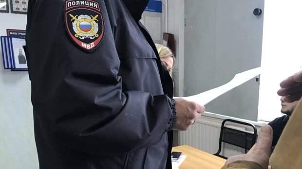 Сотрудника воронежской полиции подозревают в хищении иномарки с парковки