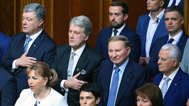 Леонид Кучма: Мы лгали, когда говорили, что Украина кормит Россию