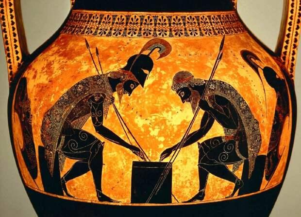 Нанотехнологии древней Эллады