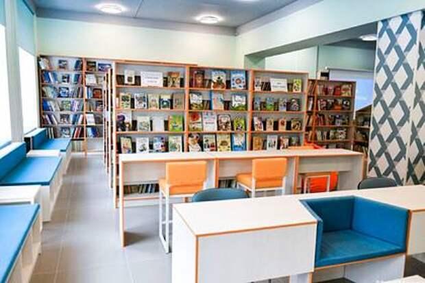 В Прикамье открыли три модельные библиотеки
