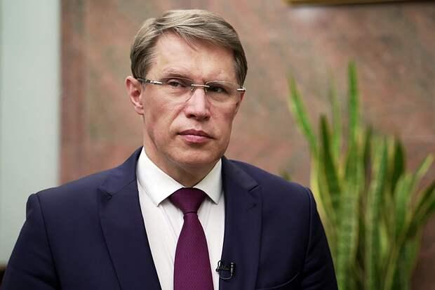 Путин попросил главу Минздрава лечить пациентов, а не управлять ими
