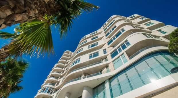 Самые дорогие квартиры в Крыму находятся на ЮБК