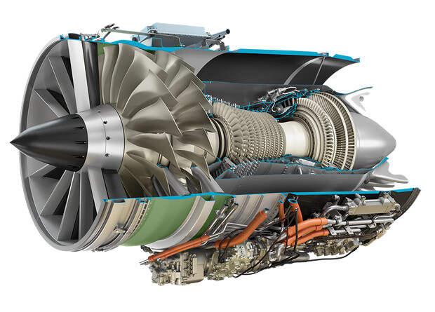 Американцы представили двигатель для сверхзвукового пассажирского самолета