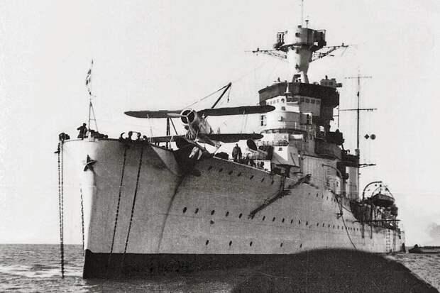 Боевые корабли. Крейсера. Ни украсть, ни покараулить