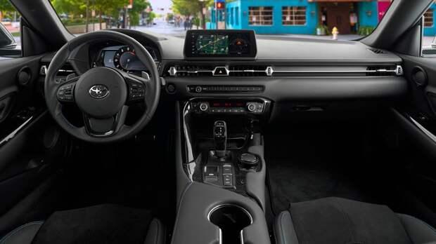 Toyota Supra может получить механическую коробку передач и «заряженную» версию GRMN