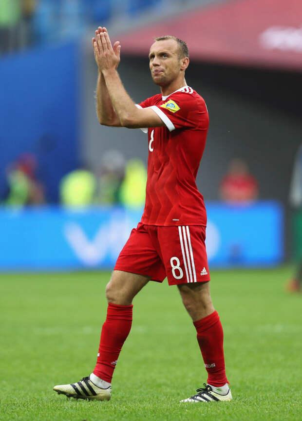 Денис Глушаков отреагировал на свое возвращение в сборную РФ по футболу