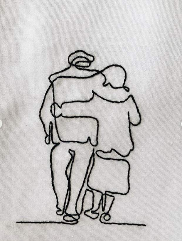 Сюрприз для дедушки