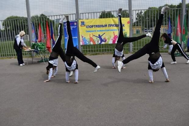 Спортивные занятия для жителей проходят на Левобережной и в парке Дружбы