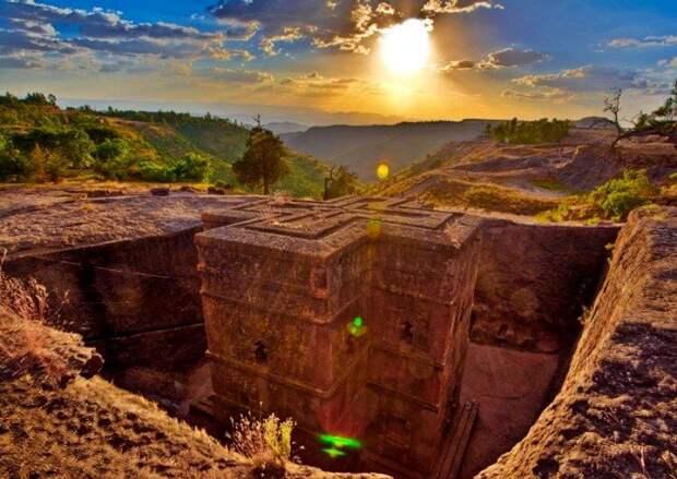 6 подземных поселений в разных уголках планеты