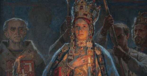 Знатная вдова на Руси и в Скандинавии