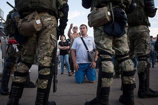 Что говорят сами белорусы о протестах в своей стране?