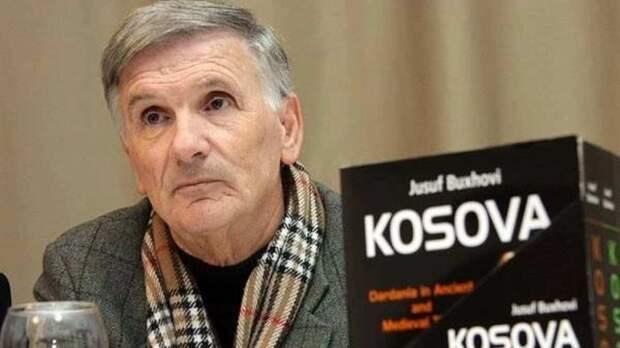 Албанский историк пошел по стопам украинских коллег