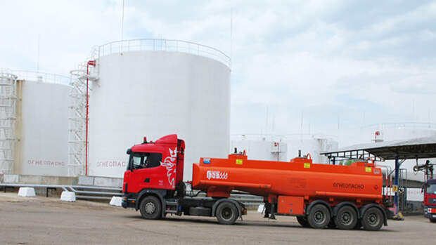 Белорусский бензин вновь появился нароссийской бирже