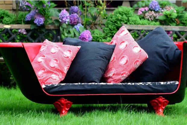 Уникальный диванчик.