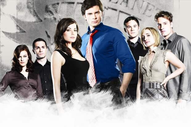 Культовый сериал своего времени про становление молодого Супермена. Многие сериалы настоящего времени явно до сих пор берут идеи отсюда. 2002 год стал прекрасным временем для знакомства с легендарным героем...