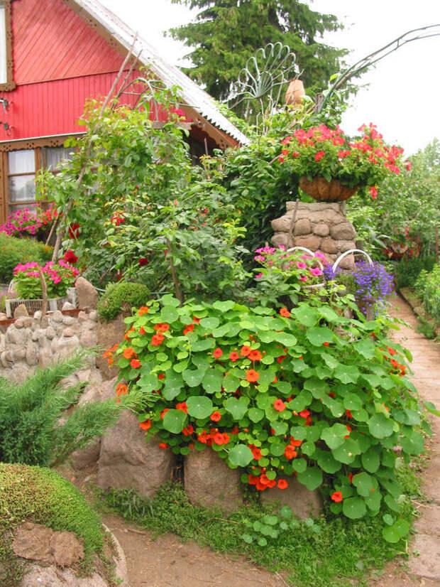 Русский букетный сад: возможно все!
