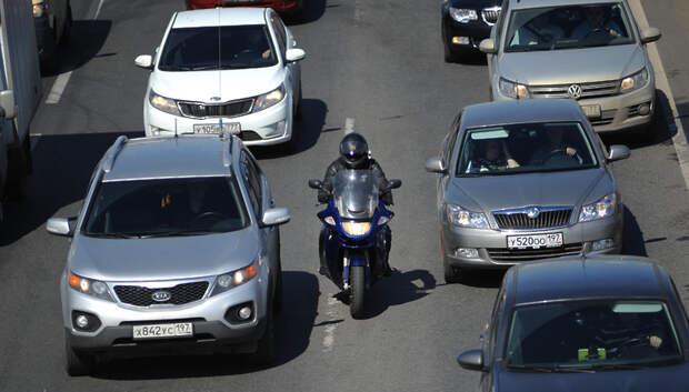 Около 74 тысяч мотоциклов зарегистрировано в Подмосковье