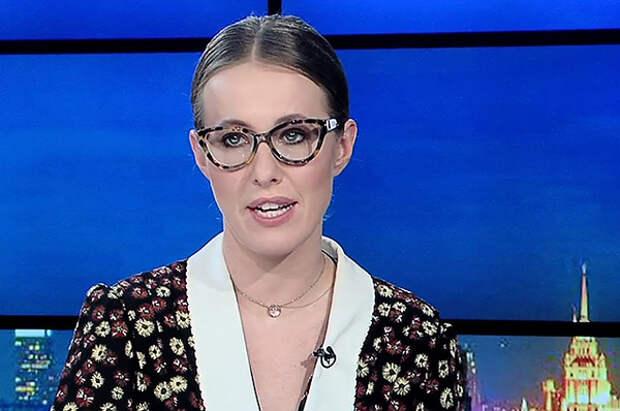 Ксения Собчак вступилась за певицу Манижу