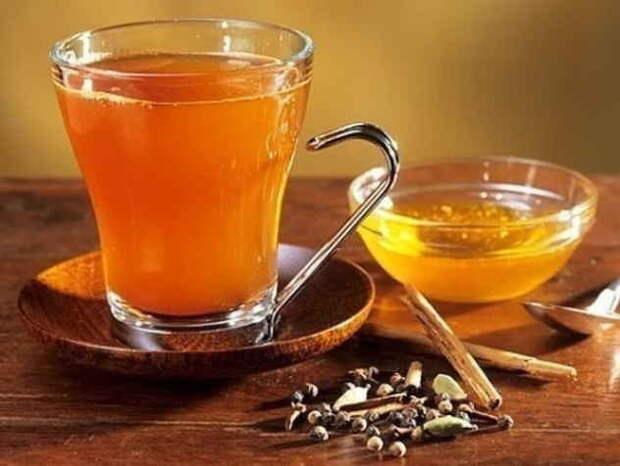 Супер чай от 50 болезней - у болячек нет шанса