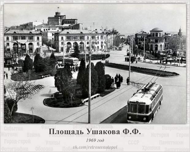 Развожаев «переписал» историю центральной части Севастополя