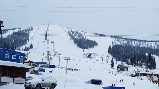 В Ростуризме перечислили лучшие горнолыжные курорты России