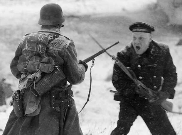 Почему русским солдатам запретили бить штыком в живот