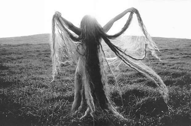 На снимках литовского фотохудожника обнаженные женщины прекрасны и естественны.