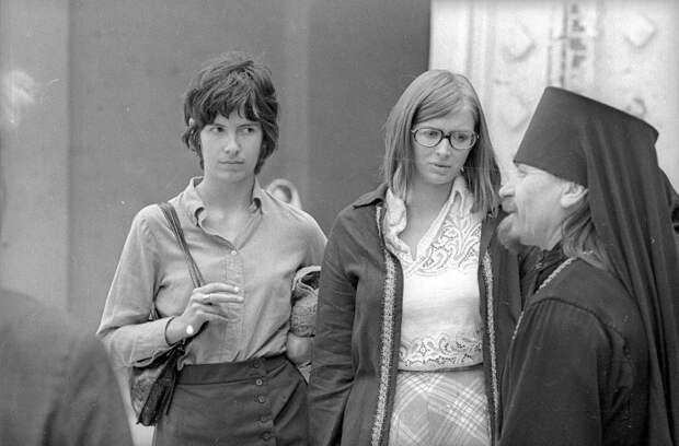 Советская молодежь 70-х: фотопортрет поколения