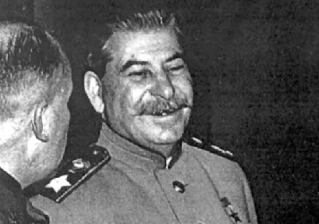Что делал Сталин когда напивался
