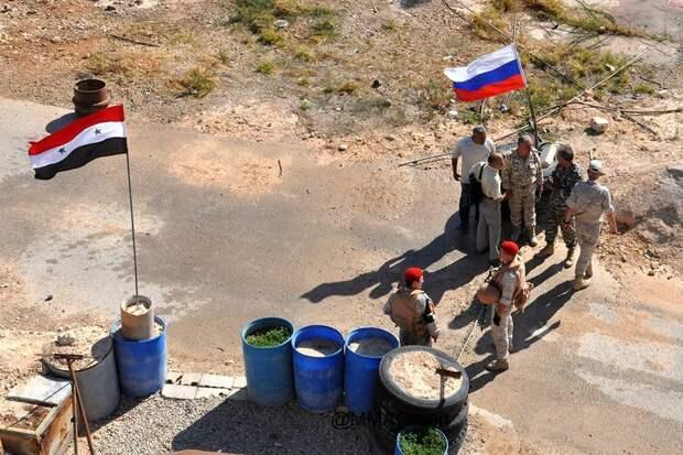 Avia.pro: курды вынудили россиян покинуть блок-пост у границы с Ираком