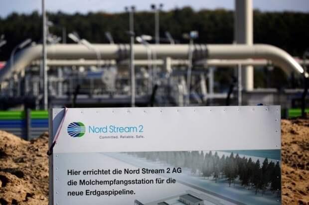 В Германии заявили, что Россия не виновата в высоких ценах на газ