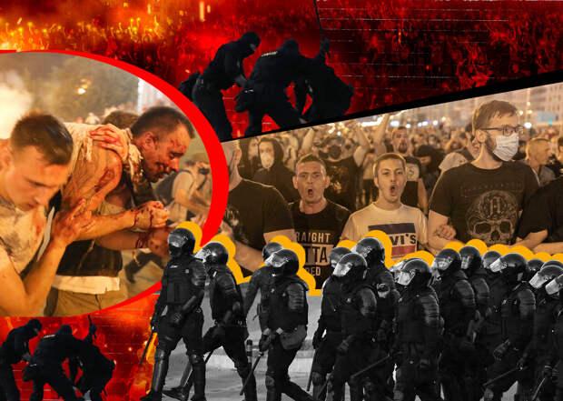 Белоруссия все ближе к большой крови