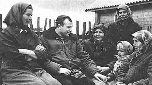 О чём провидица Макария попросила Юрия Гагарина