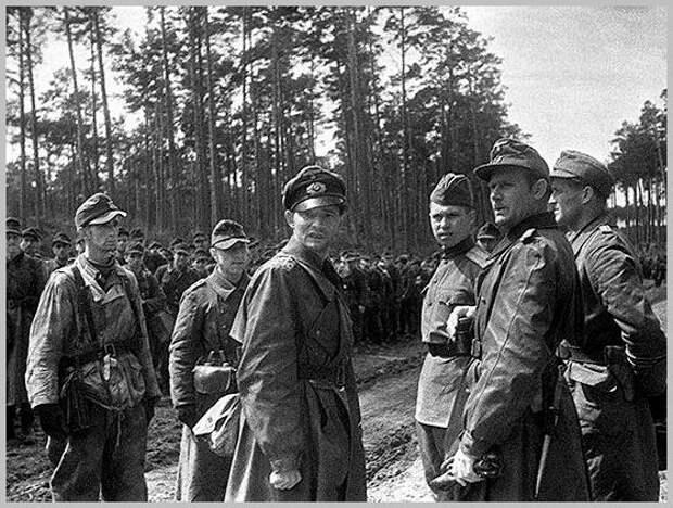 World War 2 Germany Surrender
