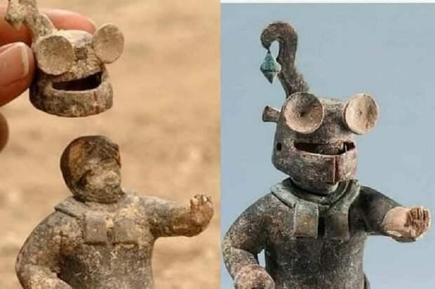 Тайна фигурок майя