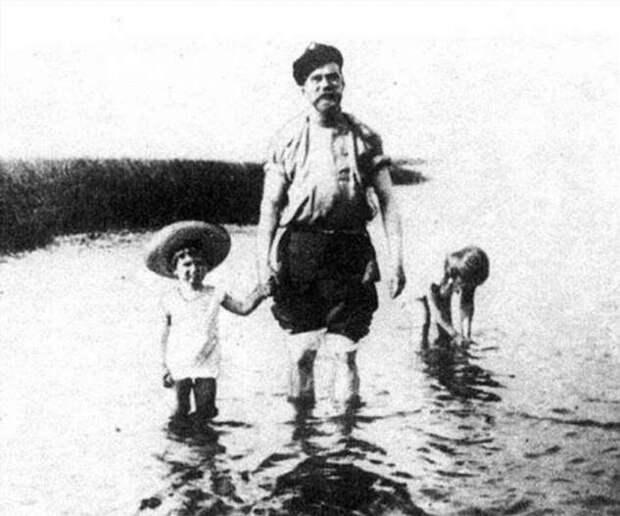 Развлечения императора Николая II и его семьи