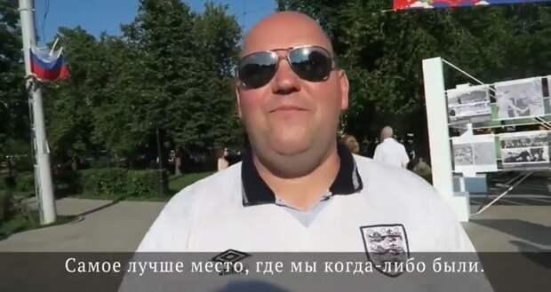 Жутко мило и запредельно честно: отец и сын из Англии развенчали главные мифы о России