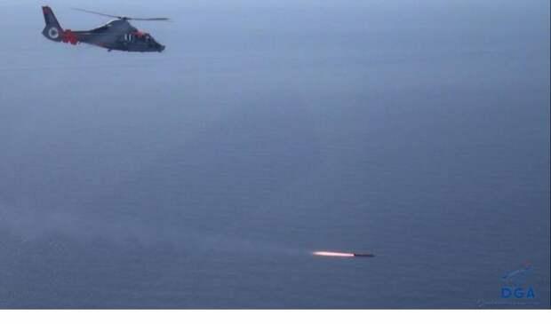Противокорабельная ракета Sea Venom / ANL проходит испытания