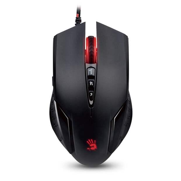 Одна из лучших БИЧЬ мышей Bloody V5 A4tech