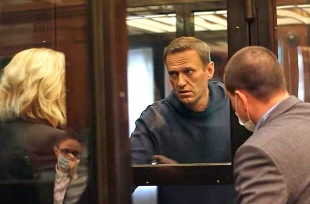 Навальный за решеткой: Россия начала действовать без оглядки на Запад
