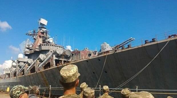 Украину ждет судьба одноименного крейсера