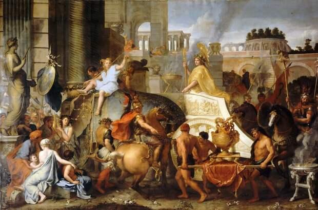 Александр Македонский: о жизни величайшего царя