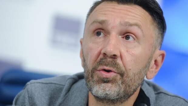 Шнуров написал заявление в полицию на Пригожина