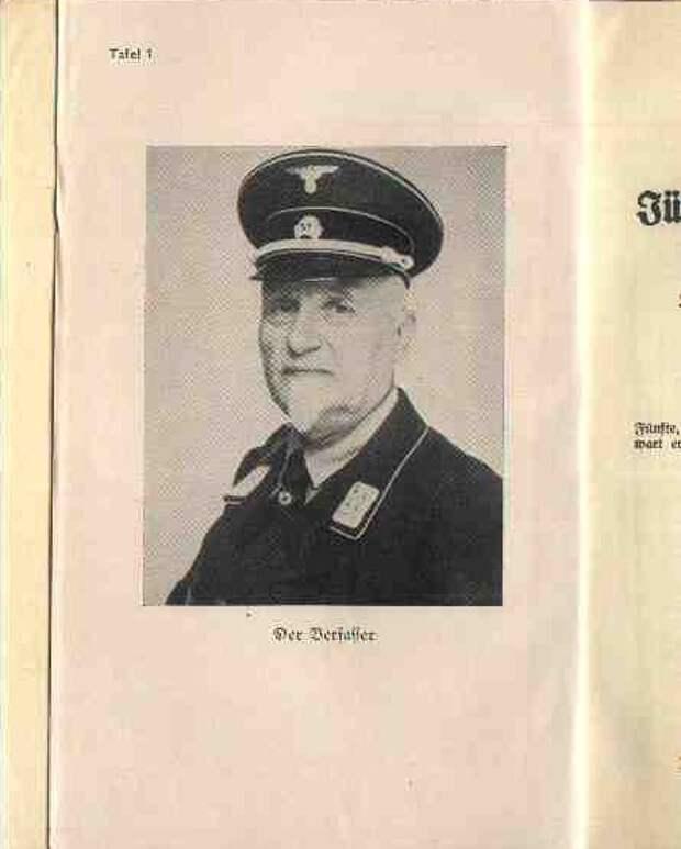 Русский нацист Григорий Шварц-Бостунич: учитель Гиммлера
