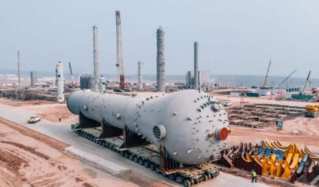 Иркутский завод полимеров оценили в250млрд рублей