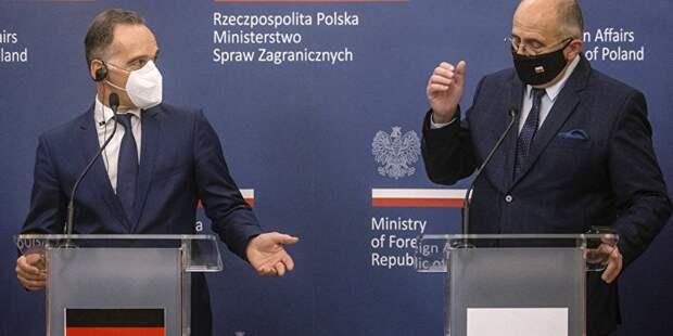 «Пусть дружат с Россией»: немцы потребовали изгнания Польши из ЕС