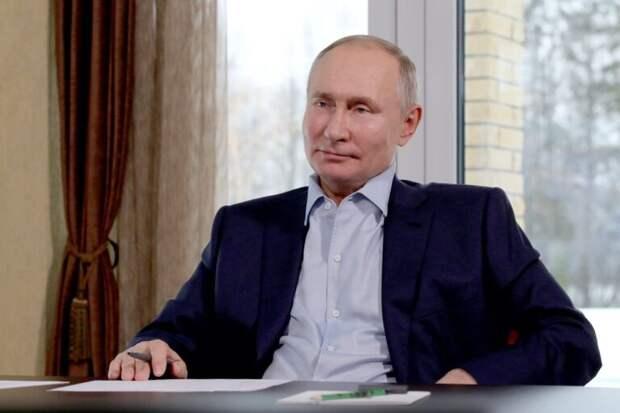 Путин заявил, что Навального использовали противники России