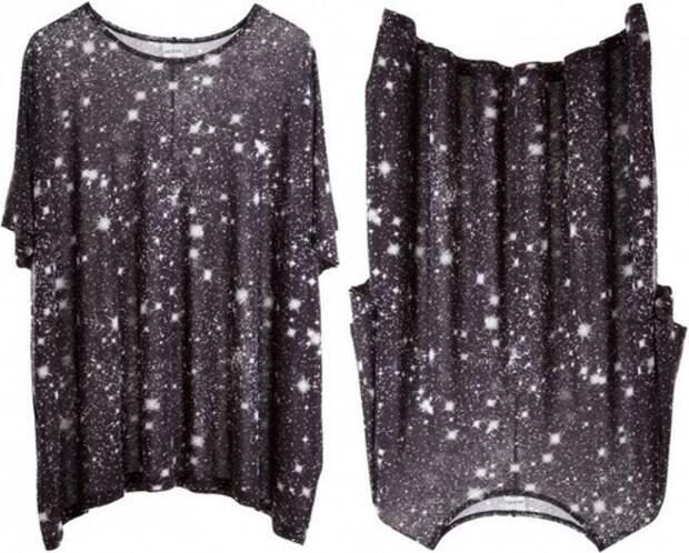 Зачаровывающая «космическая» одежда, которая невольно притягивает взгляд: 35 классных идей