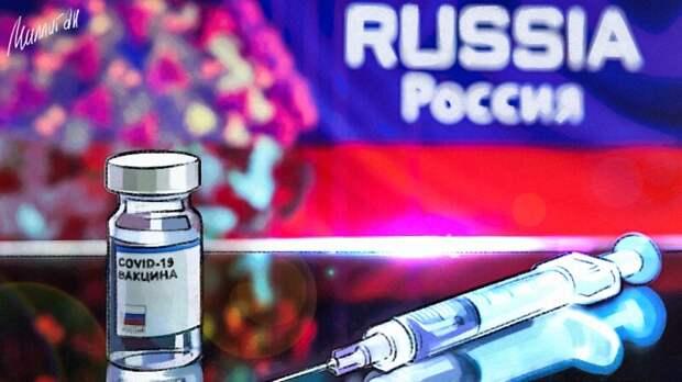 """Всё есть, и """"своя стратегия, и своя дипломатия в области вакцин""""! Только вакцины нет!"""