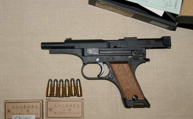 Намбу Тип 94: самый плохой пистолет в истории